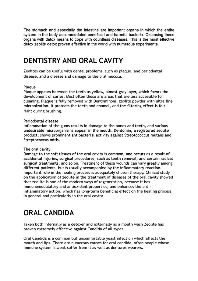 dentistry and oral cavity, oral cadida